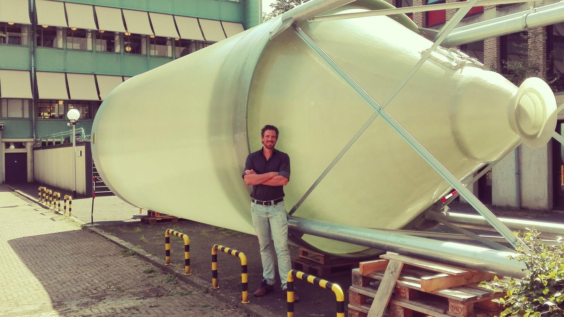 biomassa silo